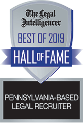The Legal Intelligencer - Hall of Fame - Best of 2010 through 2018 - Abelson Legal Search